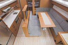 thumbnail-11 Jeanneau 53.0 feet, boat for rent in Split region, HR