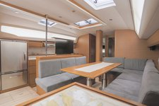 thumbnail-8 Jeanneau 53.0 feet, boat for rent in Split region, HR