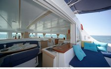 thumbnail-5 Lagoon 37.89 feet, boat for rent in Blue Lagoon, VC