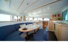 thumbnail-7 Lagoon 37.89 feet, boat for rent in Blue Lagoon, VC