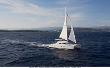Charter this luxurious sailing catamaran in Greneda