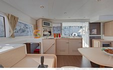 thumbnail-4 Lagoon 40.02 feet, boat for rent in Phuket, TH