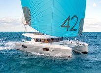 Enjoy picturesque views in Bahamas onboard Lagoon 42 Luxe
