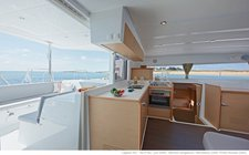 thumbnail-2 Lagoon 41.37 feet, boat for rent in Phuket, TH