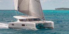 Enjoy vacation in St Vincent and the Grenadines onboard Lagoon 42 Luxe