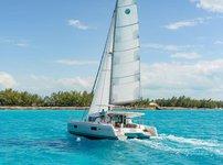Have fun in Spain onboard Lagoon 42