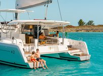 thumbnail-15 Lagoon 42.0 feet, boat for rent in True Blue, GD