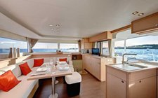 thumbnail-7 Lagoon 45.1 feet, boat for rent in Abaco, BS