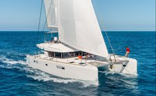 Set your dreams in motion in Grenada onboard Lagoon 52 F Luxe