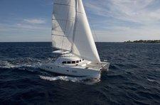 thumbnail-1 Lagoon-Bénéteau 37.0 feet, boat for rent in Balearic Islands, ES