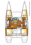 thumbnail-2 Lagoon-Bénéteau 37.0 feet, boat for rent in Balearic Islands, ES