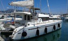 thumbnail-4 Lagoon-Bénéteau 38.0 feet, boat for rent in Ionian Islands, GR