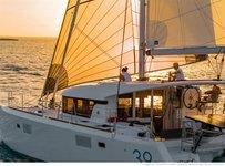 thumbnail-11 Lagoon-Bénéteau 38.0 feet, boat for rent in Ionian Islands, GR