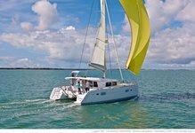thumbnail-1 Lagoon-Bénéteau 39.0 feet, boat for rent in Split region, HR