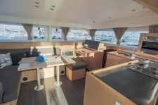 thumbnail-6 Lagoon-Bénéteau 39.0 feet, boat for rent in Split region, HR