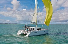 thumbnail-1 Lagoon-Bénéteau 39.0 feet, boat for rent in Zadar region, HR