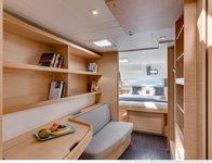 thumbnail-9 Lagoon-Bénéteau 41.0 feet, boat for rent in Dubrovnik region, HR