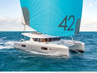 thumbnail-9 Lagoon-Bénéteau 41.0 feet, boat for rent in Saronic Gulf, GR