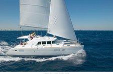 thumbnail-1 Lagoon-Bénéteau 44.0 feet, boat for rent in Split region, HR