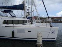 thumbnail-5 Lagoon-Bénéteau 44.0 feet, boat for rent in St. Lucia, AN