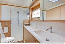 thumbnail-9 Lagoon-Bénéteau 45.0 feet, boat for rent in Saronic Gulf, GR