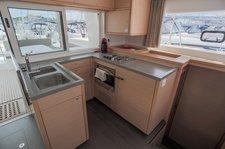 thumbnail-3 Lagoon-Bénéteau 45.0 feet, boat for rent in Split region, HR