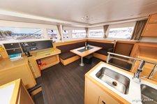 thumbnail-7 Lagoon-Bénéteau 45.0 feet, boat for rent in Zadar region, HR