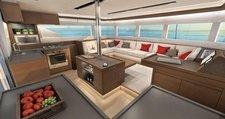 thumbnail-7 Lagoon-Bénéteau 48.0 feet, boat for rent in Split region, HR