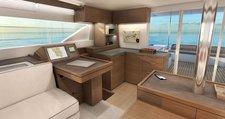 thumbnail-6 Lagoon-Bénéteau 48.0 feet, boat for rent in Split region, HR