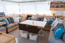 thumbnail-24 Lagoon-Bénéteau 55.0 feet, boat for rent in Split region, HR