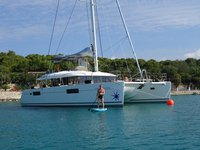 thumbnail-8 Lagoon-Bénéteau 55.0 feet, boat for rent in Split region, HR