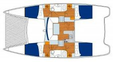 thumbnail-20 Leopard 37.1 feet, boat for rent in True Blue, GD