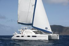Experience pure luxury & comfort onboard this luxurious catamaran