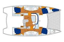 thumbnail-17 Leopard 46.4 feet, boat for rent in True Blue, GD