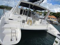 Cruise Grenada onboard Leopard 4700