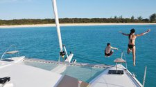 thumbnail-3 Lucia 38.5 feet, boat for rent in Blue Lagoon, VC