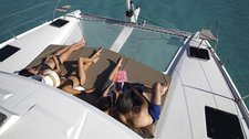 thumbnail-4 Lucia 38.5 feet, boat for rent in Blue Lagoon, VC