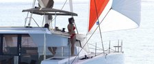 thumbnail-2 Lucia 38.5 feet, boat for rent in Blue Lagoon, VC