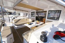 thumbnail-7 Nautitech Rochefort 39.0 feet, boat for rent in Split region, HR