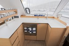 thumbnail-8 Nautitech Rochefort 39.0 feet, boat for rent in Split region, HR