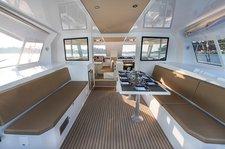 thumbnail-9 Nautitech Rochefort 39.0 feet, boat for rent in Zadar region, HR