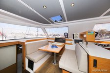 thumbnail-11 Nautitech Rochefort 39.0 feet, boat for rent in Zadar region, HR