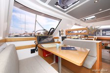 thumbnail-7 Nautitech Rochefort 39.0 feet, boat for rent in Zadar region, HR