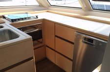thumbnail-17 Nautitech Rochefort 45.0 feet, boat for rent in St. Lucia, AN