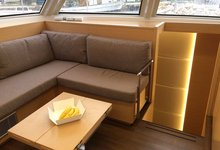 thumbnail-3 Nautitech Rochefort 45.0 feet, boat for rent in St. Lucia, AN