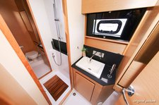 thumbnail-37 Nautitech Rochefort 45.0 feet, boat for rent in Zadar region, HR