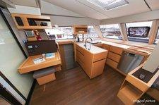 thumbnail-45 Nautitech Rochefort 45.0 feet, boat for rent in Zadar region, HR