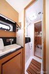 thumbnail-36 Nautitech Rochefort 45.0 feet, boat for rent in Zadar region, HR