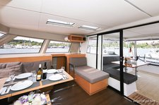 thumbnail-27 Nautitech Rochefort 45.0 feet, boat for rent in Zadar region, HR