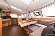 thumbnail-35 Nautitech Rochefort 45.0 feet, boat for rent in Zadar region, HR